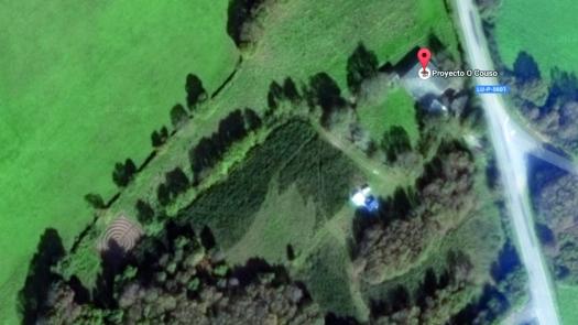 Proyecto O Couso - Google Maps2015