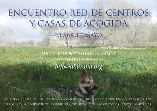 ENCUENTRO MAYO 2017 CASAS DE ACOGIDA