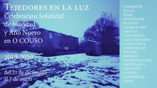 CELEBRACION SOLSTICIO 2019 COUSO